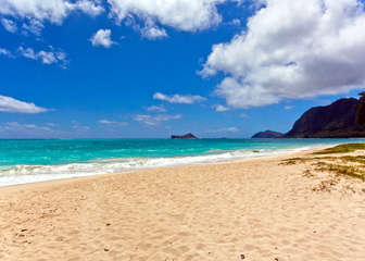 Waimanalo Beach Lot!
