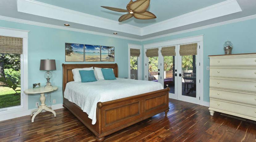 master bedroom Norfollk