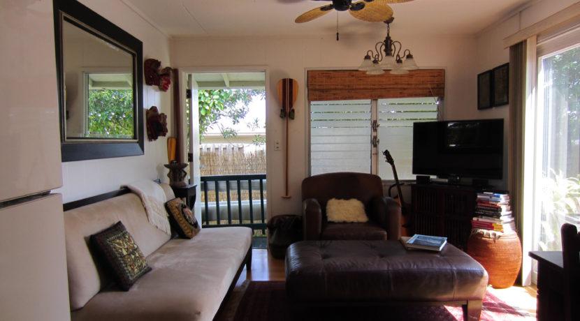 Kainalu living area