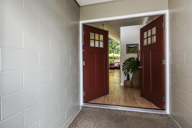 Theresa front door