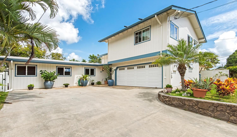 Kailua – Kukanono – 2 Houses!
