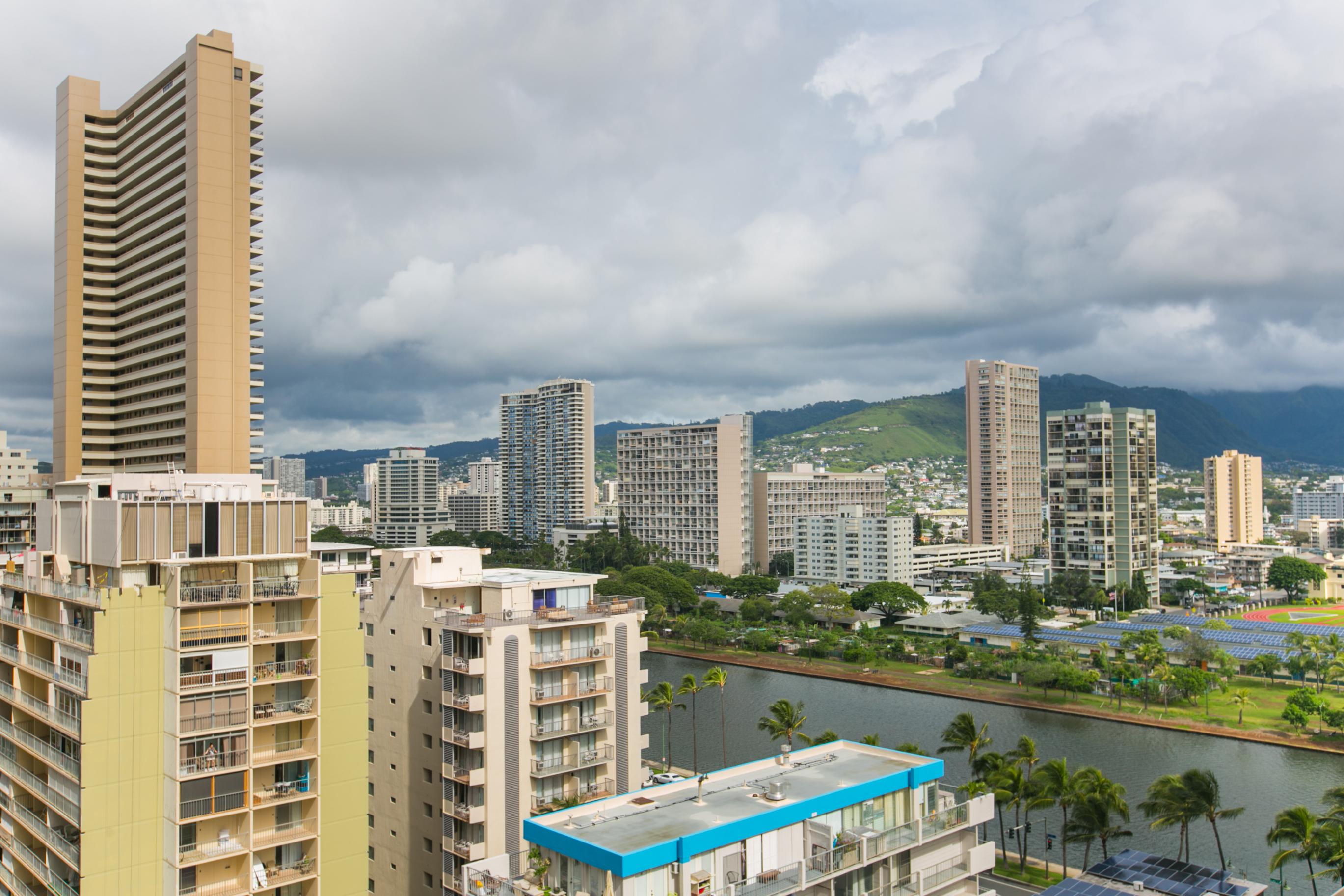 2215 Aloha Drive DH#1602 Aloha Towers – Waikiki