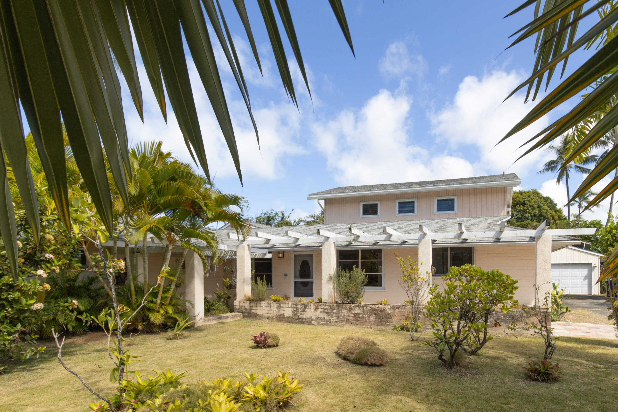 One of the most desirable neighborhoods in Kailua!